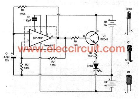 this is an simple op ic tester circuit that cheap and