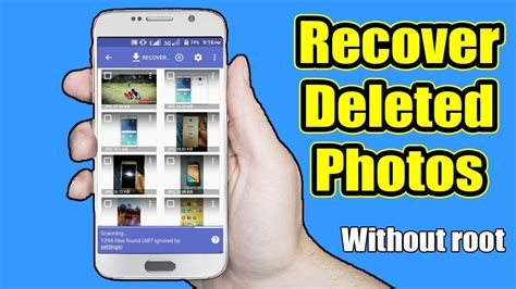 recover deleted photos android without root how to recover deleted photos from android phones without root