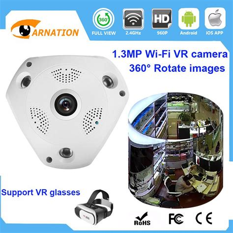 360 Degree 4 Mode Live Vr Ip Cctv 3d 960p 13mp 1 360 degree panorama cctv fisheye ip wifi wireless vr remote home security