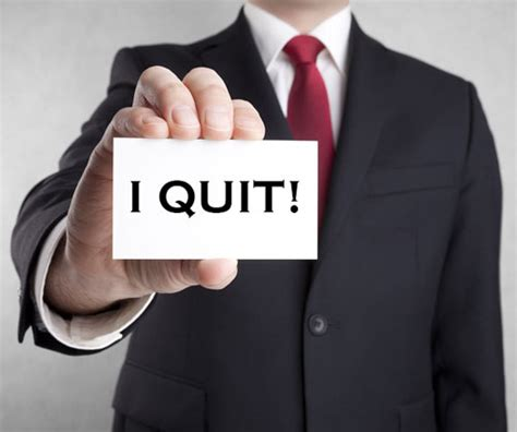 Who Quit top reasons employees quit their chequed