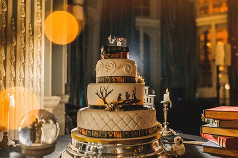 plan  elegant harry potter inspired wedding