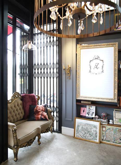 andreas zhu salon lounge whimsical affection sugar a beautiful