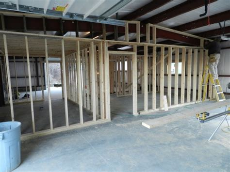Building Interior Walls by Steel Building Interior Walls Complete Thanks Norm And