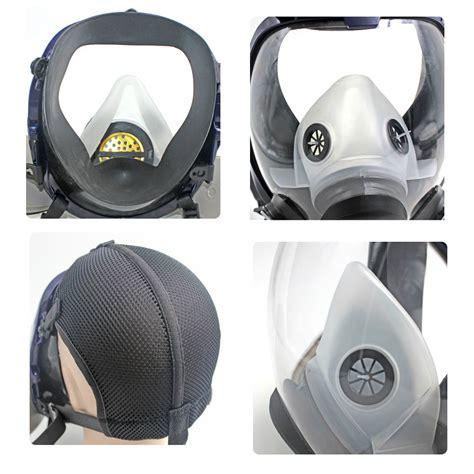 Masker Gas masker gas acid 6002cn filter 6800