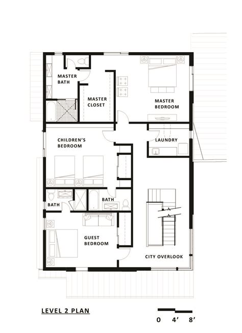 top floor plans gallery of shift top house meridian 105 architecture 13
