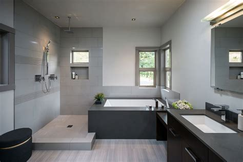 modern grey bathroom 22 stylish grey bathroom designs decorating ideas
