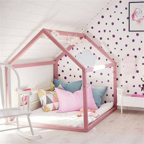 kids house bed 15 diy creative house bed for kids room home design and