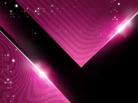 microsoft powerpoint themes black and pink party wallpaper backgrounds wallpapersafari