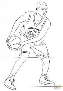 coloring pages golden state warriors stephen curry coloring page free printable coloring pages