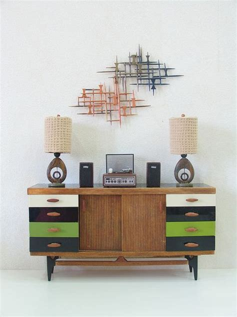 83 best home decor atomic age images on pinterest