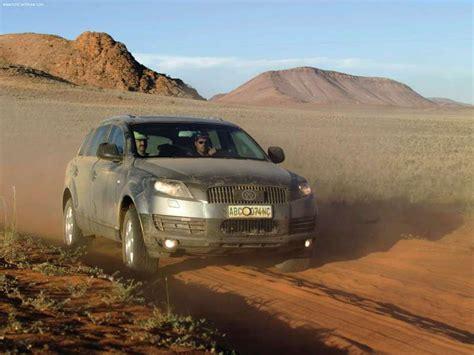 Audi Q7 (2006) picture #42, 800x600