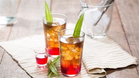 Sariwangi Teh Celup Jumbo tea with pandan syrup unilever food solutions id