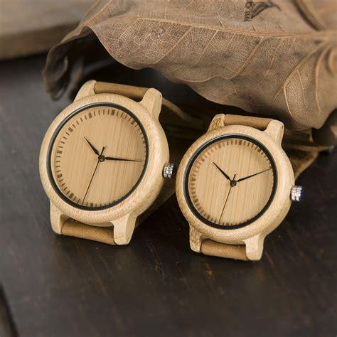 Jam Tangan Kayu Bewell Brown bobo bird jam tangan kayu analog wanita wa19 brown