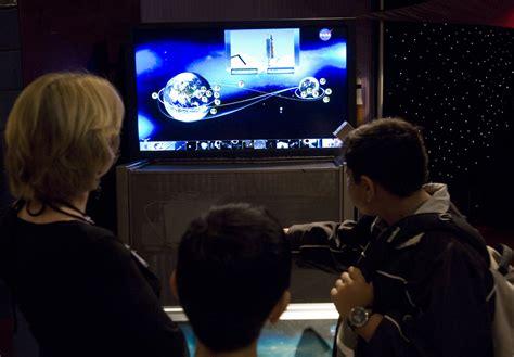 nasa nasa nia announce nasa education television partnership