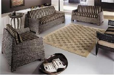 Sofa Bed Cirebon sofa living set furniture banana leaf abaca rattan