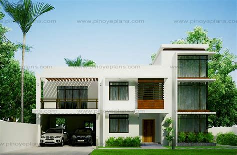 Modern House Plans 2012 Modern House Design 2012002 Eplans Modern House Designs Small House Designs And More