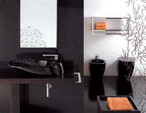 Black Bathroom Fixtures by Black Bathroom Fixtures And Decor Keeping Modern Bathroom