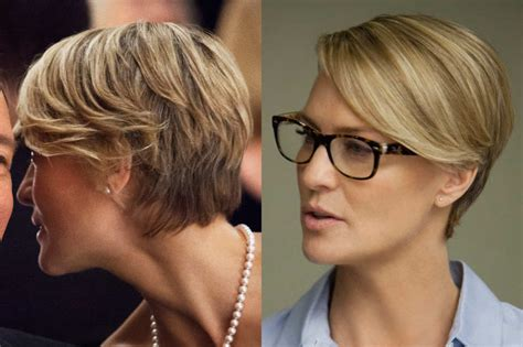 how to cut robin wright haircut best haircut robin wright on house of cards vulture
