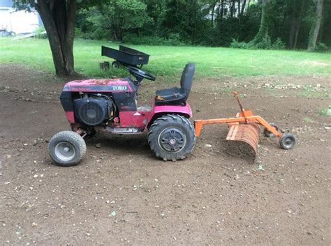 Landscape Rake For Sale Craigslist Tow York Rake Implements And Attachments