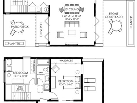very simple house floor plans craftsman small house cute small cottage house plans very