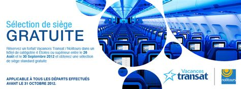 air transat selection siege air transat selection de siege 28 images s 233 lection
