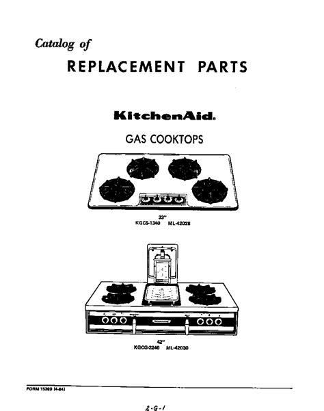 kitchenaid glass cooktop replacement kitchenaid gas cooktop parts model kgcs1340 sears