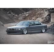 BMW 740i E38 On Air