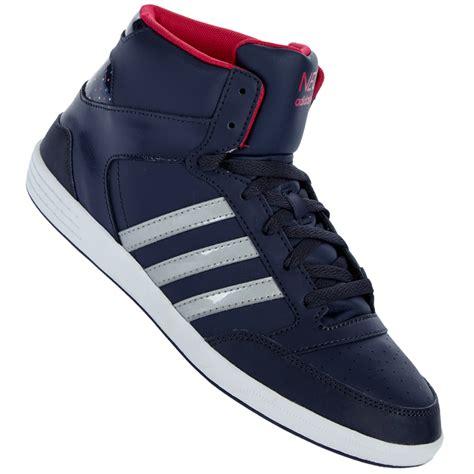 Adidas Hohe Sneaker Damen by Adidas Vl Neo Hoops Mid W Damen Sneaker Schuhe 36 37 38 39