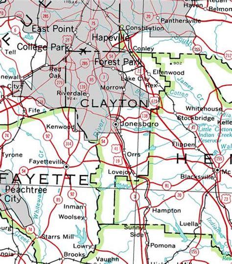 Clayton County Search Georgiainfo