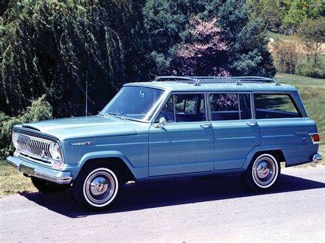 1960 jeep wagoneer 1966 jeep wagoneer information and photos momentcar