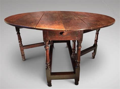 Gateleg Dining Table 18th Century Gateleg Dining Table Antiques Atlas