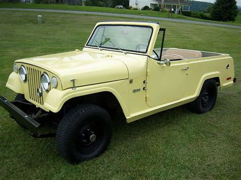 1971 jeep commando buy used 1971 jeepster commando in la follette tennessee