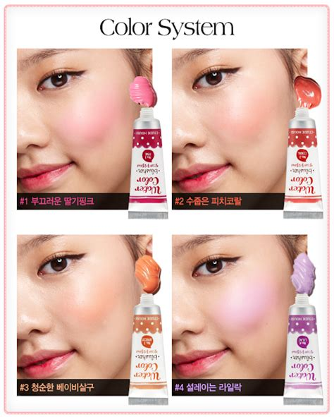 tutorial makeup natural etude house etude house new products in april 2013