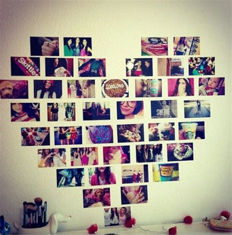 How To Make A Handmade Photo Collage - macbarbie07 s photo collage diy crafts