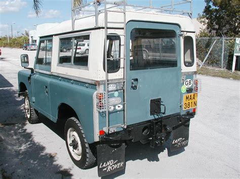 land rover series iii 1975 land rover series 3 suv 49011