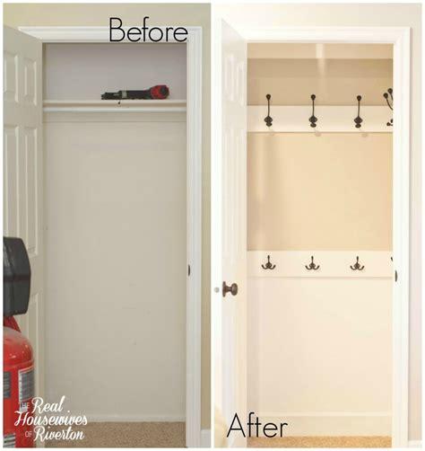 Coat Closet Systems by Reclaim Your Closets 17 Brilliant Closet