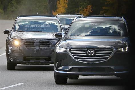 Tribeca Subaru 2019 by 2019 Subaru Tribeca Heir Spied Benchmarking Against Mazda