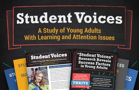 student voices student voices a study of adults with learning and