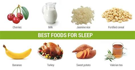 good foods to eat before bed foods that makes you feel drowsy foods that create