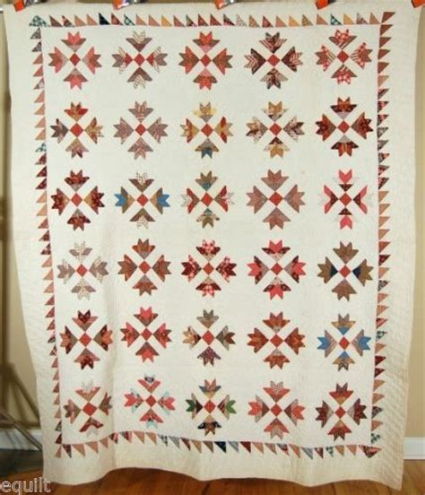Sawtooth Quilt Border by The World S Catalog Of Ideas