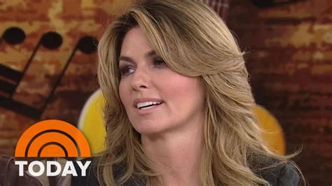 hair cuts on the today show shania twain wrote from this moment on at a soccer game