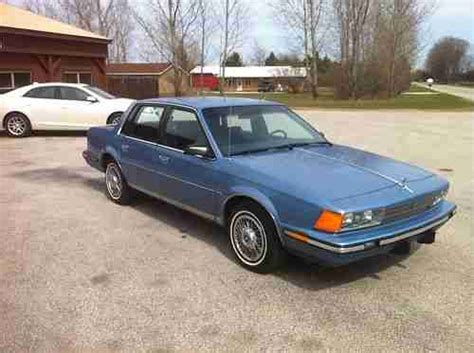 automobile air conditioning repair 1988 buick skylark engine control find used 1988 buick century garage find 7 059 original miles in mears michigan united states