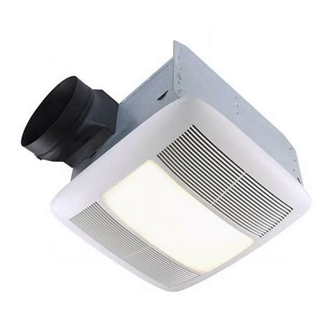 nutone light and exhaust fan nutone energy 6 quot ducting light and bathroom exhaust