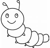 Caterpillar Clipart By Hallow Graphics