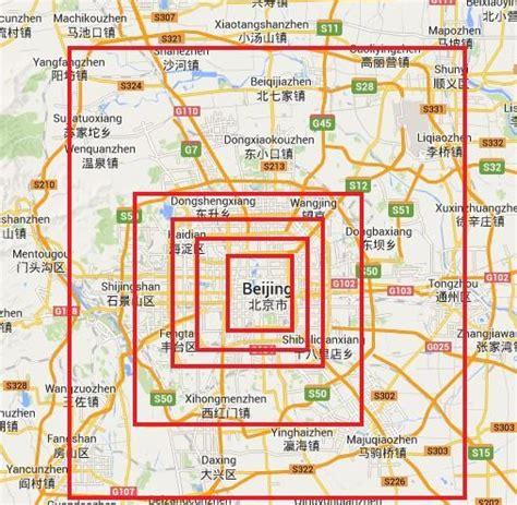 Apartment Building Floor Plans getting your bearings in beijing