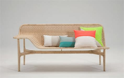 Sofa Und Co 5979 by Canape En Rotin Fabulous Mme Si Canap Rotin Est Plus