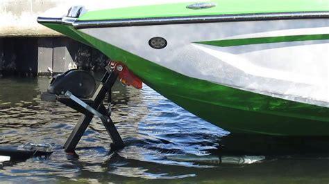automatic boat trailer latch auto boat latch deep trailer easy loading youtube