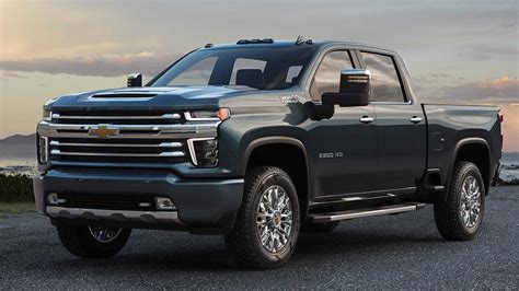 2020 Chevrolet Silverado by 2020 Chevrolet Silverado Hd Looks Bling Bling In High