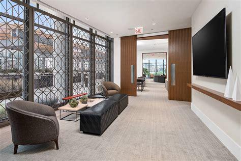 chicago luxury apartment building interior design