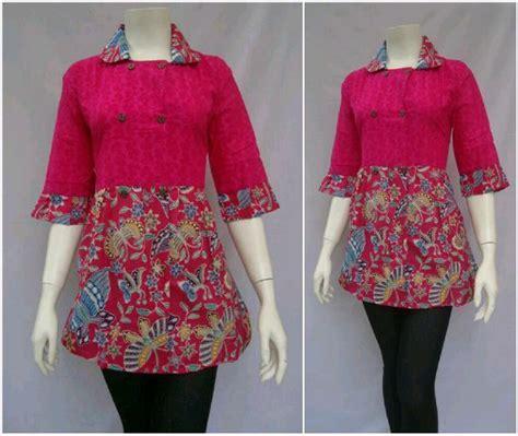 Dayanara Top Atasan Baju Muslimah Motif Batik Cantik 58 best model dress batik images on batik kebaya and batik dress